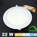 Dimmelhető, állítható színhőmérsékletű LED panel (22 Watt)
