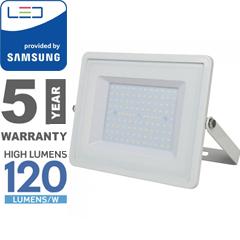 PRO LED reflektor fehér (100W/100°) hideg fehér, 120lm/W, Samsung