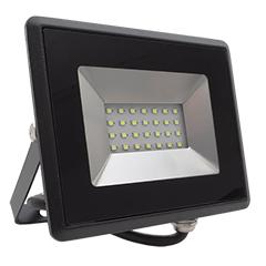 E-Series-B LED reflektor (20W/110°) - zöld fénnyel