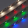 LED szalag beltéri 5050-60 (12 Volt) - RGB+természetes DEKOR!