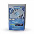 -Szett: 5 m. színváltós RGB 5050-30 + vezérlő + táp (kültéri)