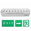 - LED vészvilágító lámpatest (XL101) 2.4W fehér