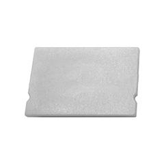 Surface-7 Alumínium U profilhoz végzáró (LP107-END) szürke