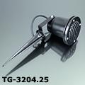 Leszúrható kerti lámpatest GU10 foglalattal TG rácsos