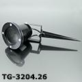 Leszúrható kerti lámpatest GU10 foglalattal TG