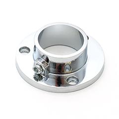 Rögzítő gyűrű, fém, kör alakú COSMO Aluminium LED profilhoz