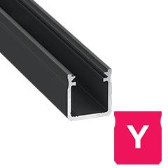 LUMINES-Y2-CZ fekete