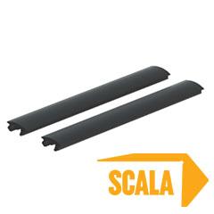 U-K2020-PVC fekete