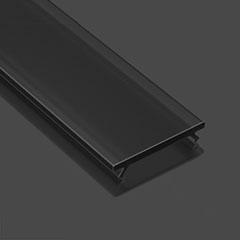 LUMINESB-K2020-PMCZ / Basic fekete PMMA bura