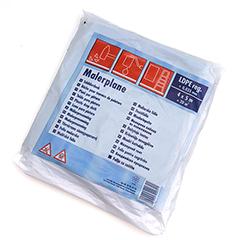 MALERPLANE festőfólia szürke (20m2/35micron) létrázható