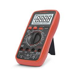 Digitális multiméter, True-RMS (300s) fekete-piros