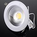 Beépíthető LED lámpa 20W (135 mm, kerek) hideg f.