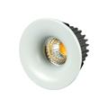 Spot LED lámpa, fix, kör, fehér (3W) hideg fehér
