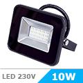- AKCIÓ: Mini LED reflektor (10 Watt/110°) - Hideg fényű