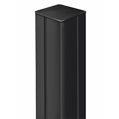 - Térelválasztó panelhez oszlop: Alupost tartóoszlop (115 cm) szürke