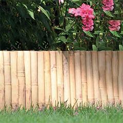 BAMBOO BORDER bambusz szegély (0.35mx1m) bambusz