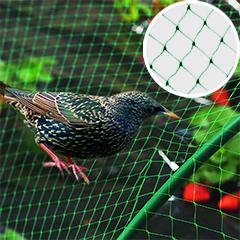 Védőháló madarak ellen, Birdnet madárháló, 18x18 mm szem (2 x 5 méter) zöld