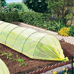 Kerti fólia növények termesztéséhez, Climafilm Pro, 70 mikron (2x5 méter)