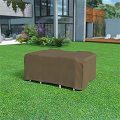 - Covertop kerti bútor takaró huzat (225x145x90cm) négyszögletes asztal + 4 szék