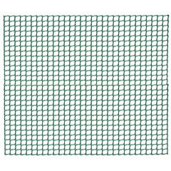 Kerti műanyag rács 37x50 mm szem, Cuadranet 45 (1x25m) zöld
