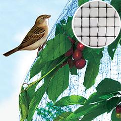 Védőháló madarak ellen, Easynet madárháló, 17x17 mm szem (2x10 méter)