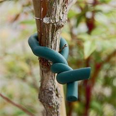BIFLEX fém kötöző drót, hab bevonattal (6,5mmx5m) zöld
