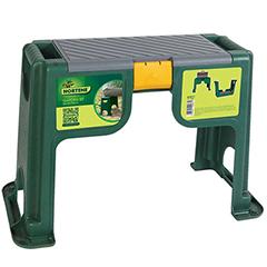 GARDEN SIT átfordítható kerti szék, tárolóval (56cmx38cmx28cm) zöld