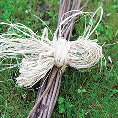 RAPHIA Madagaszkári kötöző (50g) natur