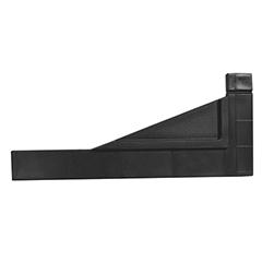 - Térelválasztó panelhez összekötő elem: sarokrögzítő Perfix (2 darab) szürke