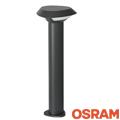 Kerti oszlopos LED lámpa (968LEDP500) 6W - 50 cm term.f.