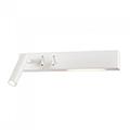 Oldalfali LED olvasólámpa (3+6W - 3000K) fehér