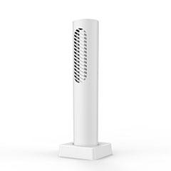 Germicid lámpa levehető talppal, hordozható, UVC, (fehér) akkumulátorral