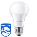LED lámpa E27 (7.5Watt/200°) Körte - hideg fehér Philips