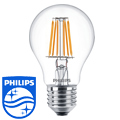 LED lámpa E27 Filament (7.5Watt/300°) Körte - meleg f. Philips -
