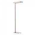 Pole Designer-S ledes fel-le világító állólámpa (80W - kerekített) - dimmelhető - természetes fehér