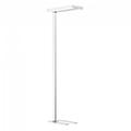 Pole Designer-W ledes fel-le világító állólámpa (80W - kerekített) - dimmelhető - természetes fehér
