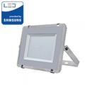 PRO LED reflektor (200W/100°) Hideg fehér - szürke