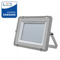 PRO LED reflektor (300W/100°) Hideg fehér - szürke