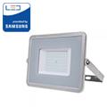 PRO LED reflektor (50W/100°) Hideg fehér - szürke