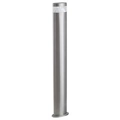 Detroit kültéri LED álló lámpa (6W) 80 cm, rozsdamentes acél