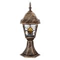 Monaco kültéri álló lámpa (E27) antik arany, 42 cm