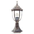 Nizza kültéri álló lámpa (E27) antik arany, 41 cm