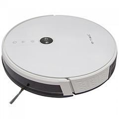 Robotporszívó - felmosó (dokkoló töltővel) 1800PA szívóerő - fehér