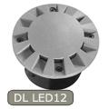 Roger DL-LED12 - járófelületbe építhető LED lámpa