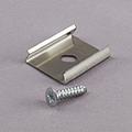 - MINI-01-A Alumínium U profilhoz rögzítő és tartóelem, fém
