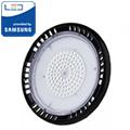 Samsung PRO LED csarnokvilágító (100W/120°) UFO - hideg f.