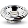 AR111 LED lámpa (15W/40°) meleg fehér (12V)