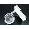 Sínes COB LED lámpa (3F) - 33W (22°) hideg fehér Kifutó!