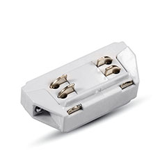 Sínes LED lámpa rendszer toldóelem (3F, fehér)