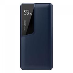 PowerBank külső akkumulátor Digital-II (1xUSB) kék - 10000 mAh